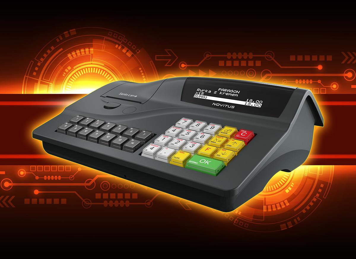 Po pierwsze: rejestracja urządzenia fiskalnego