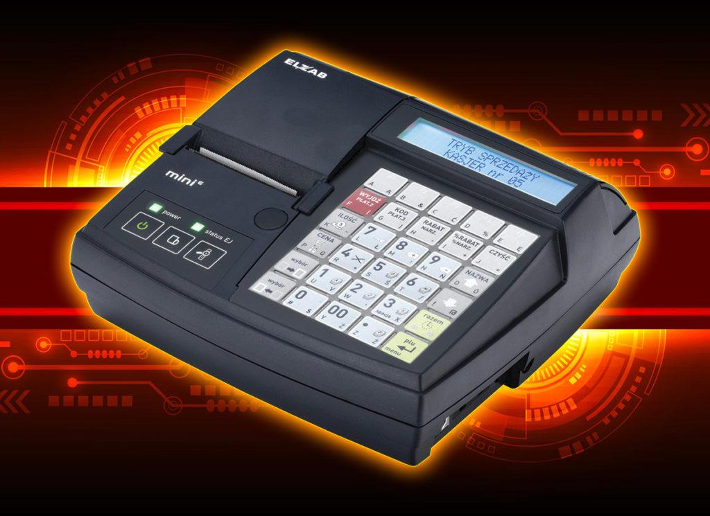Zakup kasy fiskalnej online ready