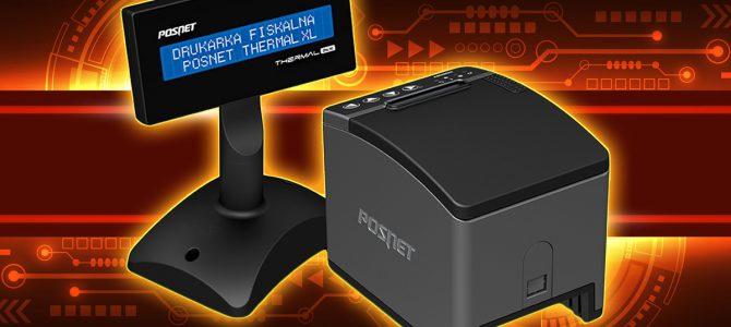 Nowy produkt w rodzinie drukarek Thermal – Posnet Thermal XL2 Online